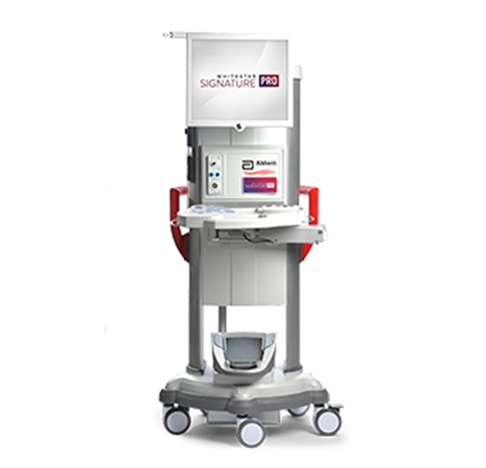 白内障超音波乳化吸引装置